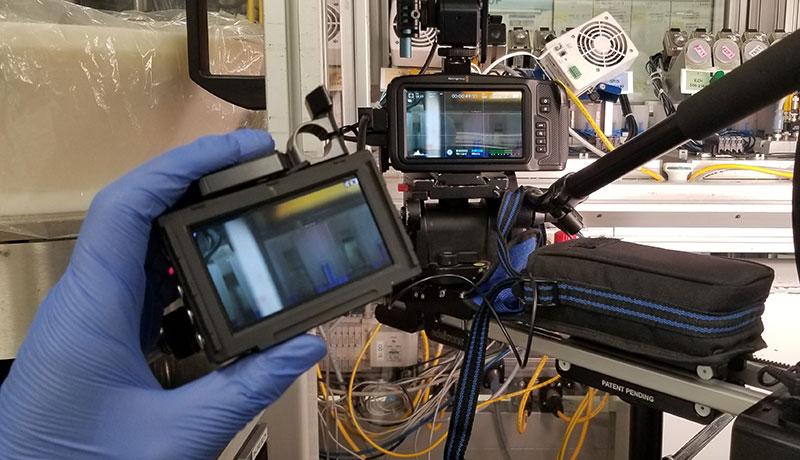 Camera-on-Slider-at-ROBAL-800