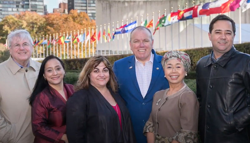 Rotary Day at the United Nations