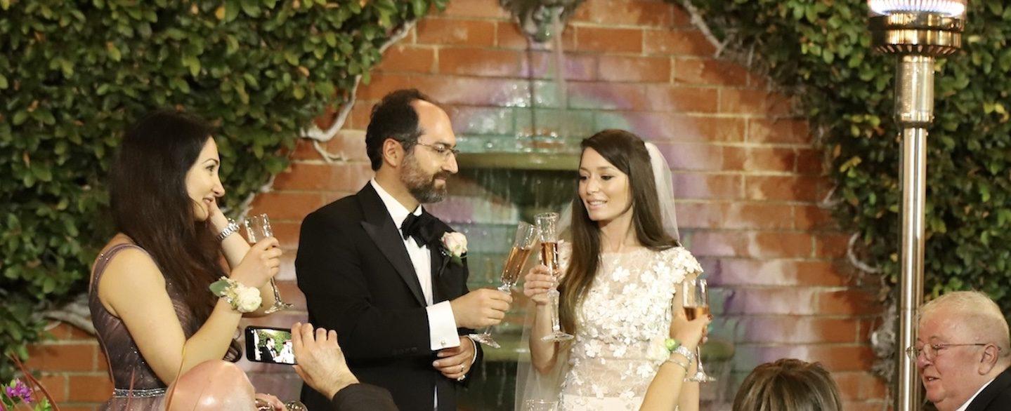 (Virtual Ceremony) Alireza & Merve Wedding
