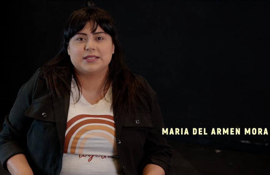Maria Del Armen Mora