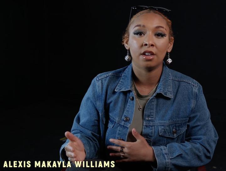 Alexis Makayla Williams