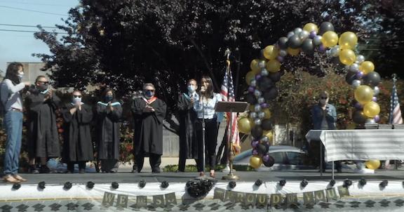 Portola Butler High School 2021 Commencement Ceremony