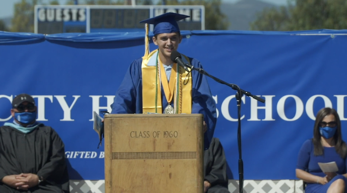 King City High School 2021 Commencement Ceremony