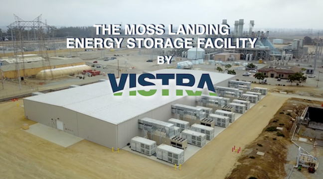 Vistra Corp's Grand Opening