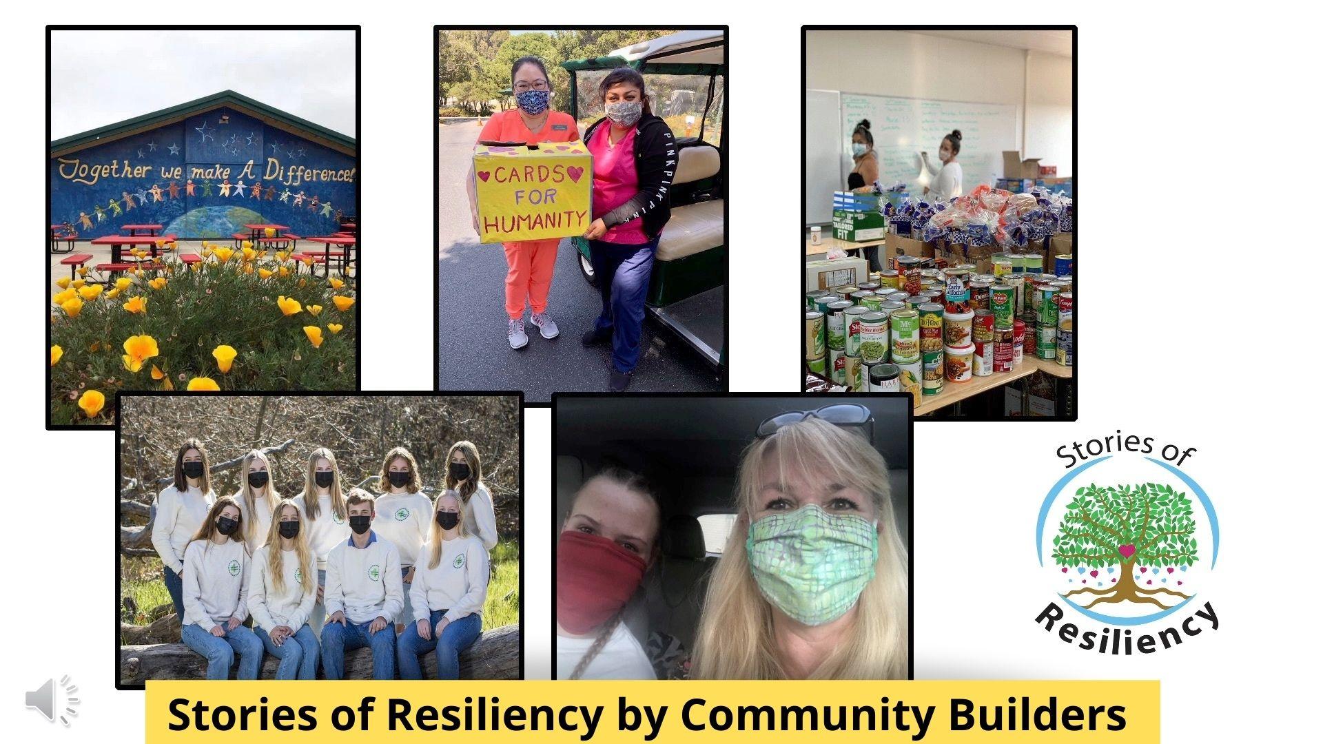 Stories of Resiliency by Community Builders